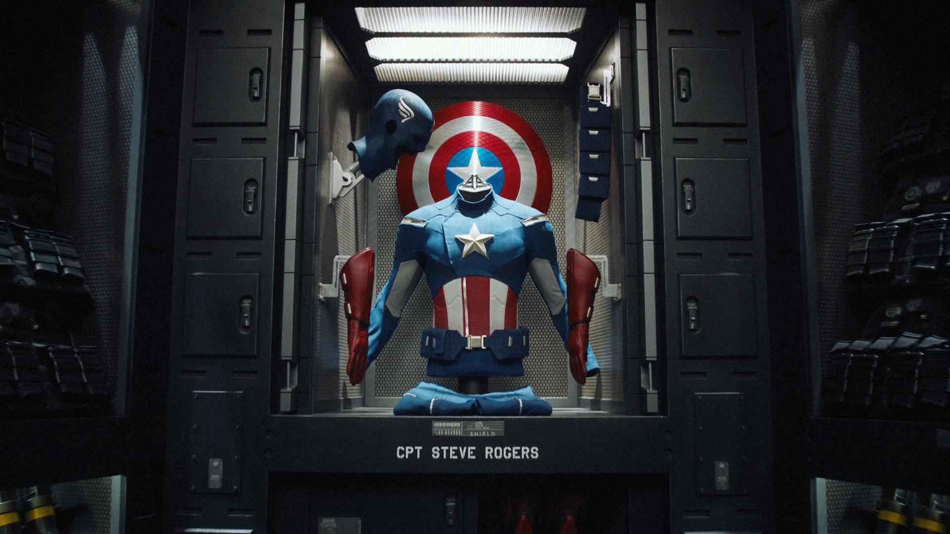 Costume Captain America Movies Picture HD