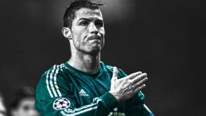 Cristiano Ronaldo Celebration New Wallpaper