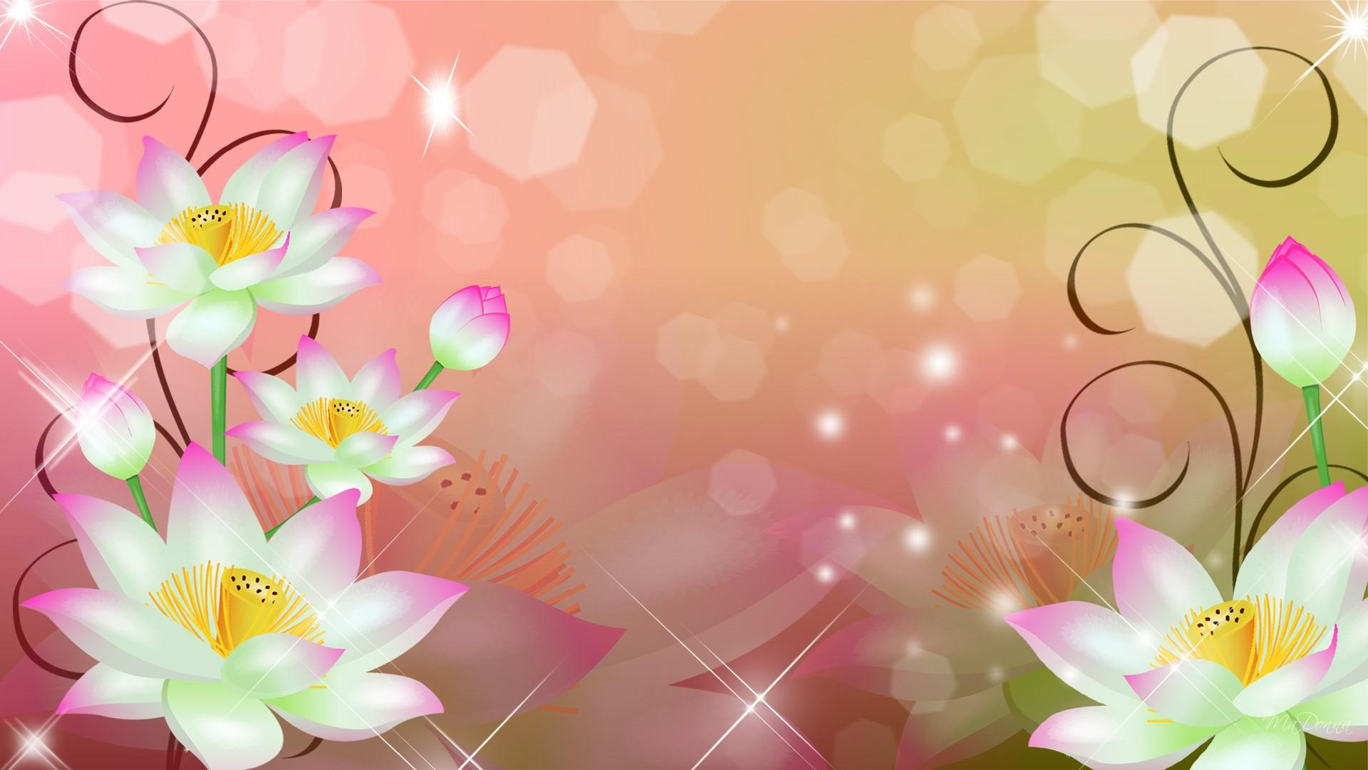 Flowers Cute Wallpaper PC