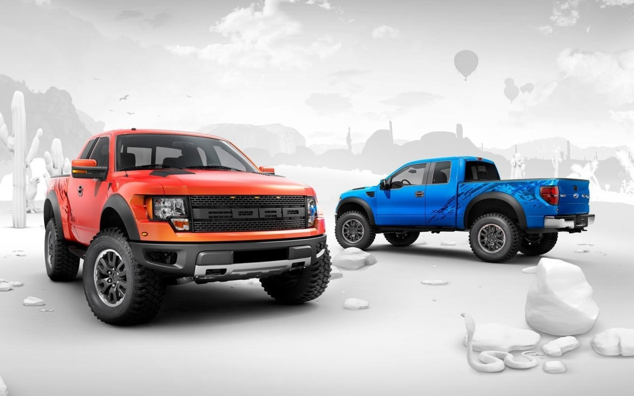 wallpaper ford raptor - photo #12