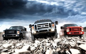 Ford Truck Wallpaper PC