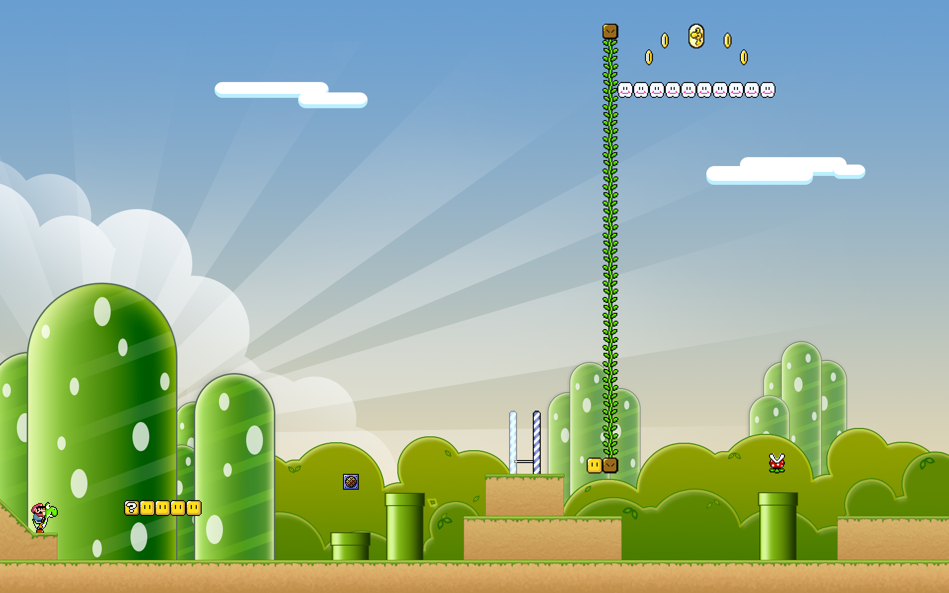 Free Super Mario Wallpaper Full HD