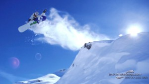 Freestyle Snowboardings Sports Wallpaper