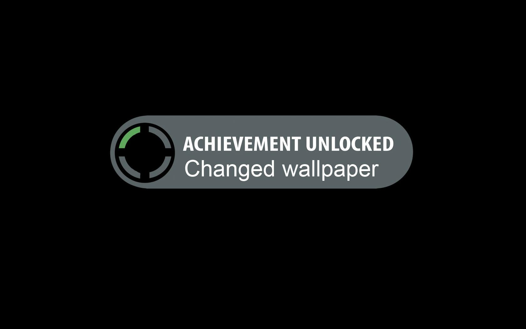 Funny Achievement Wallpaper