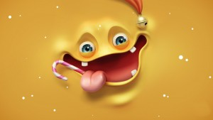 Funny Face Wallpaper
