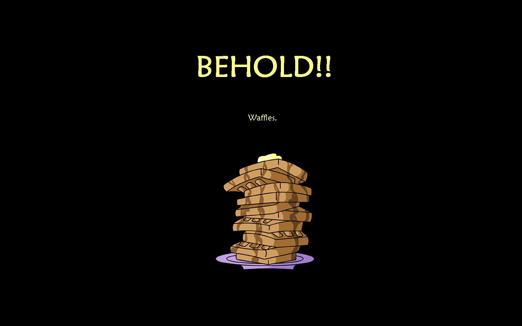 Funny Waffle Image Hd