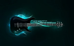Guitar 3D Wallpaper Downloads