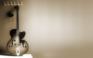 Guitar Cool Wallpaper Free