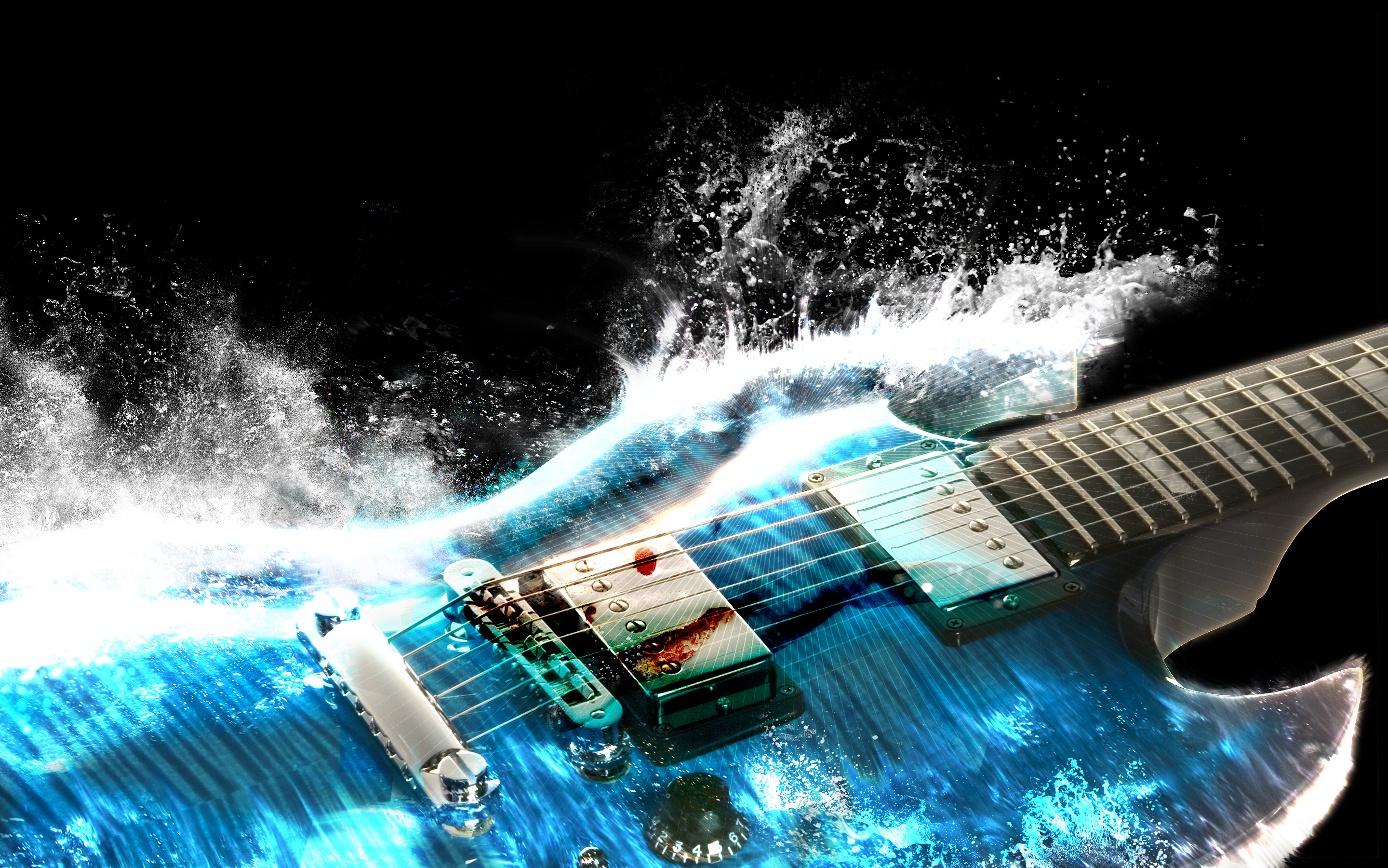 Guitar Wallpaper Laptop HD Free