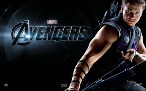 Hawkeye Avenger Movie Wallpaper