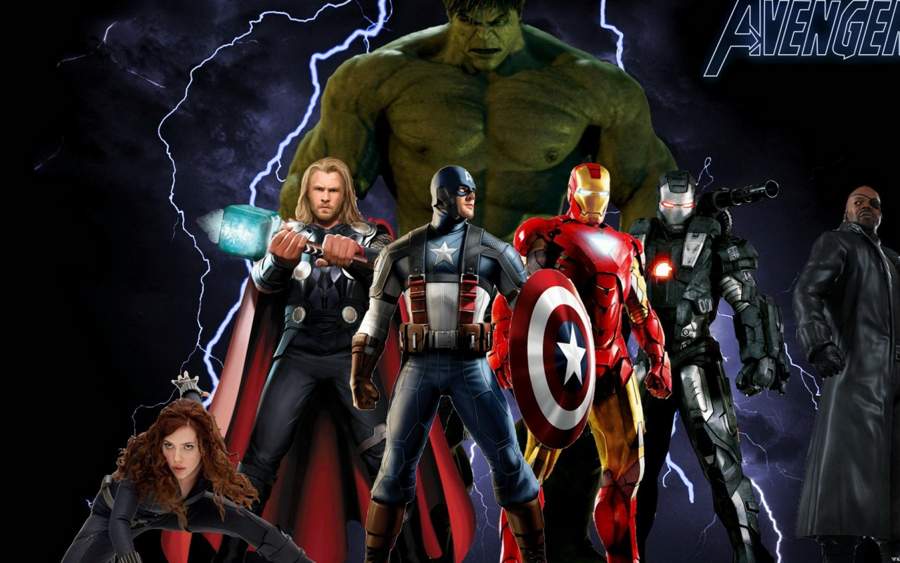 avengers wallpapers 11 - photo #12