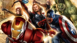 Hero The Avengers Wallpaper
