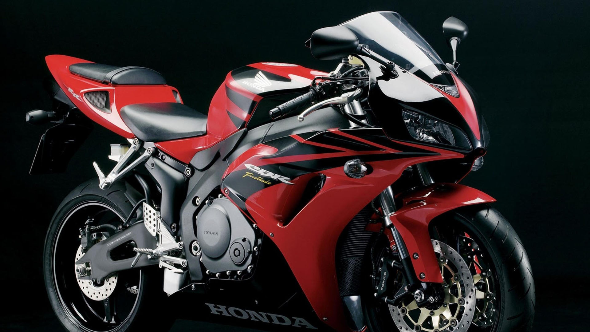 Honda Moto Sports Wallpaper