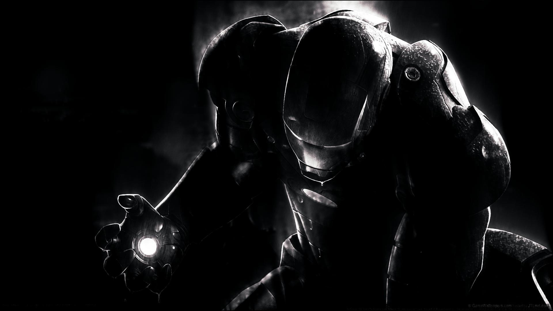 Iron Man Heroes Wallpaper HD 1920X1080
