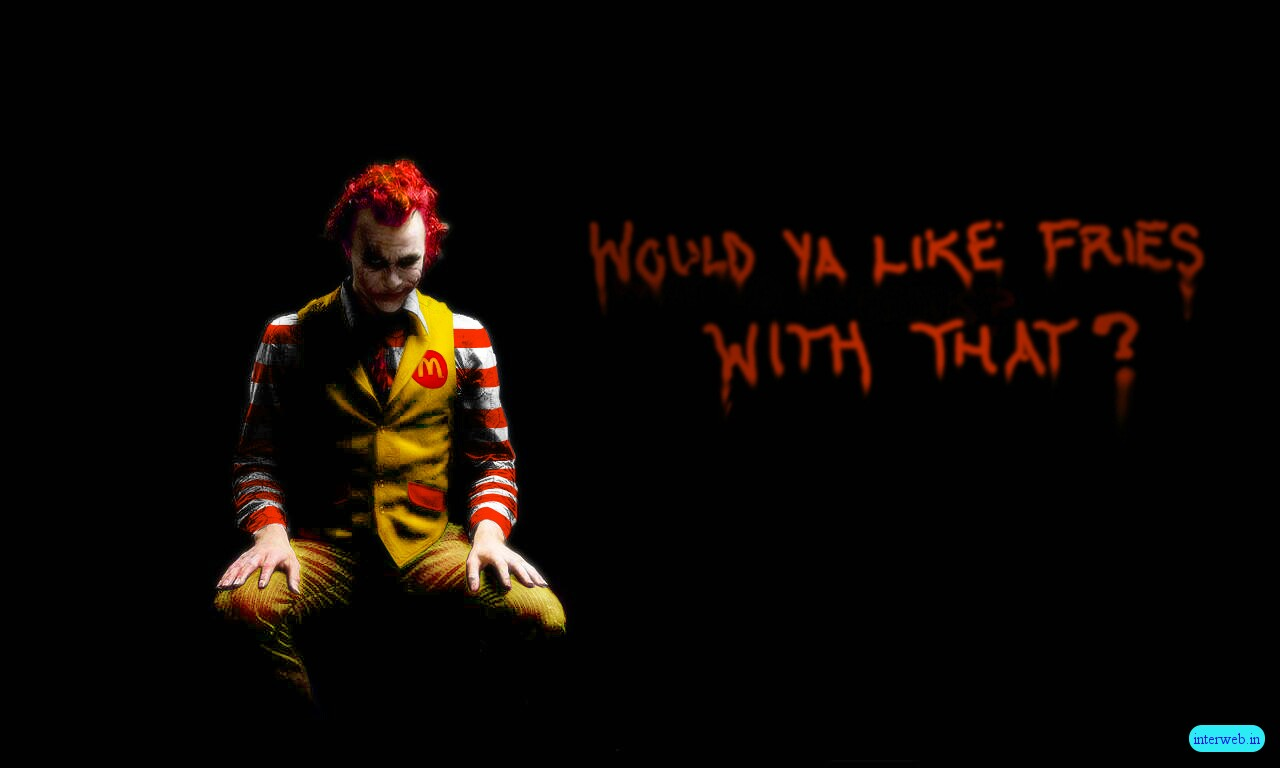 Joker Mcd Wallpaper