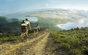 Life Healthy Sports Mountain Wallpaper