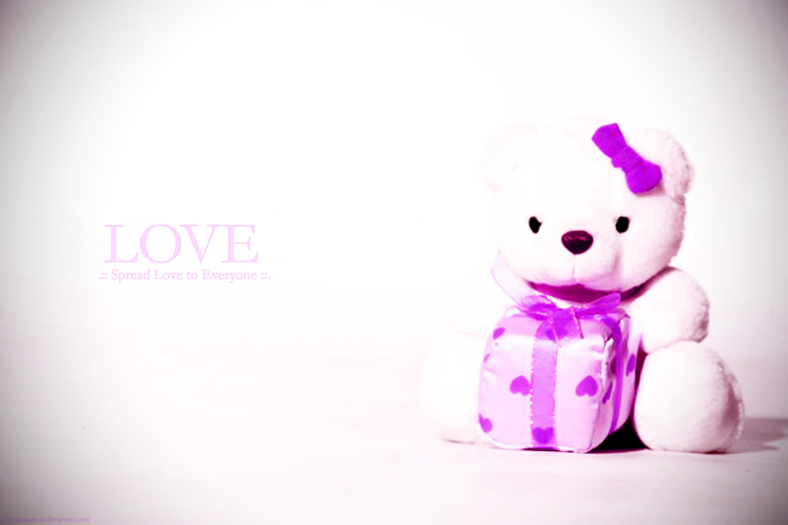 Love Teddy Bear Wallpaper HD #13861 Wallpaper WallDiskPaper