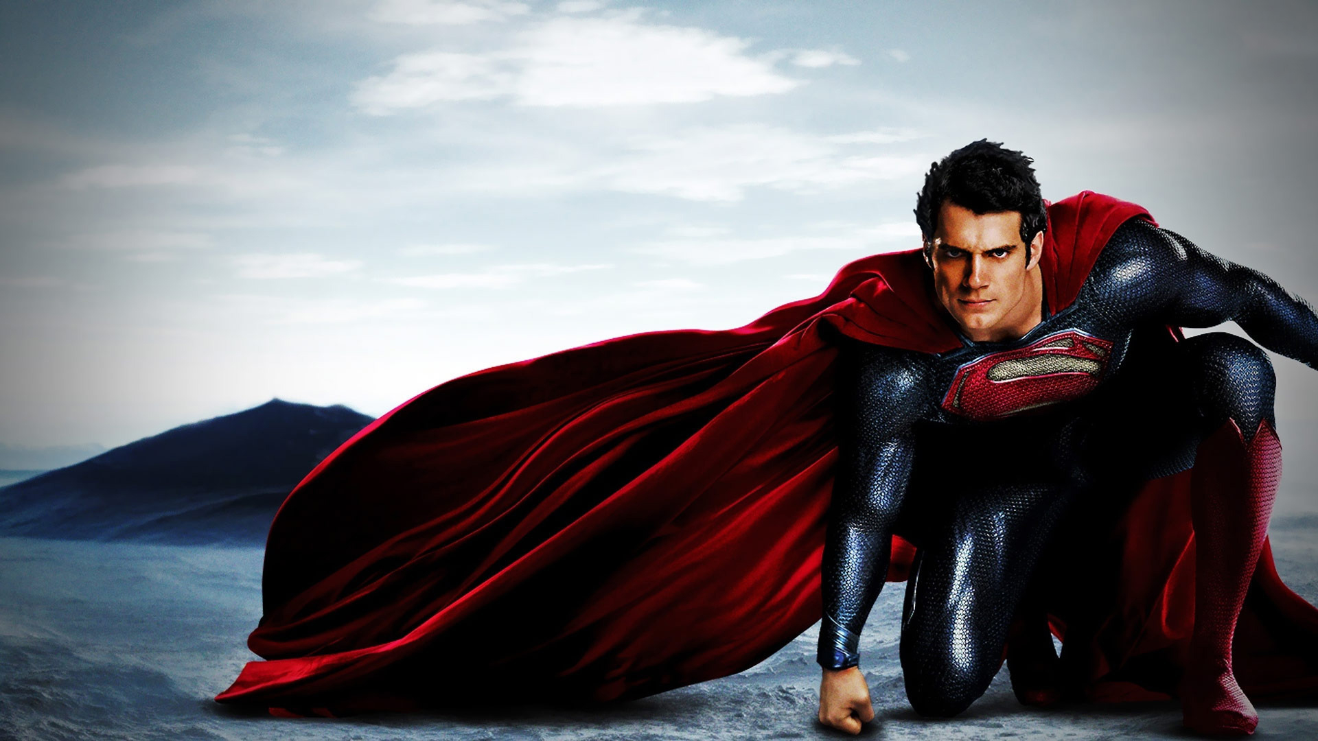 Man Of Steel Wallpaper Superman