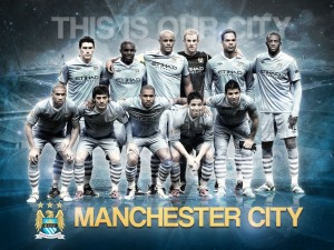 Manchester City Players Wallpaper