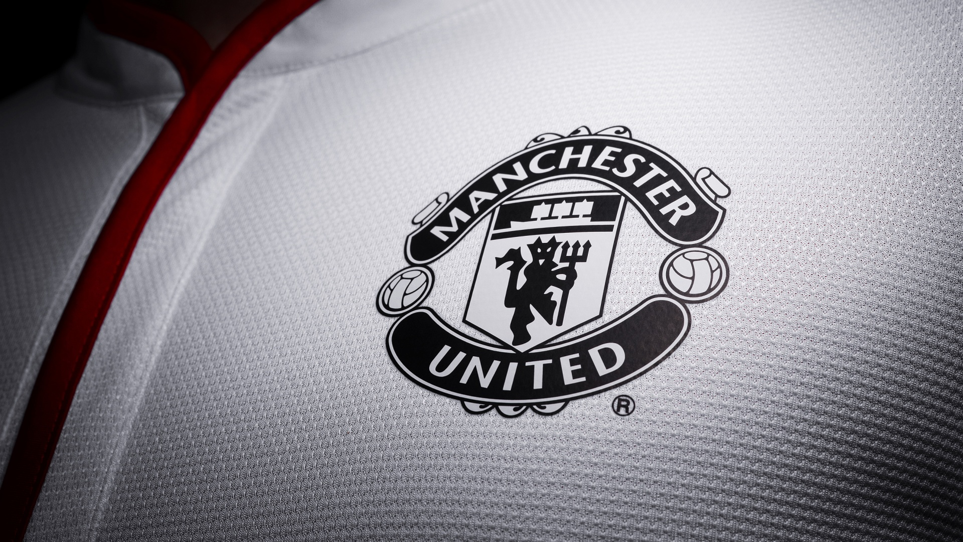 Manchester United Away Shirt Wallpaper