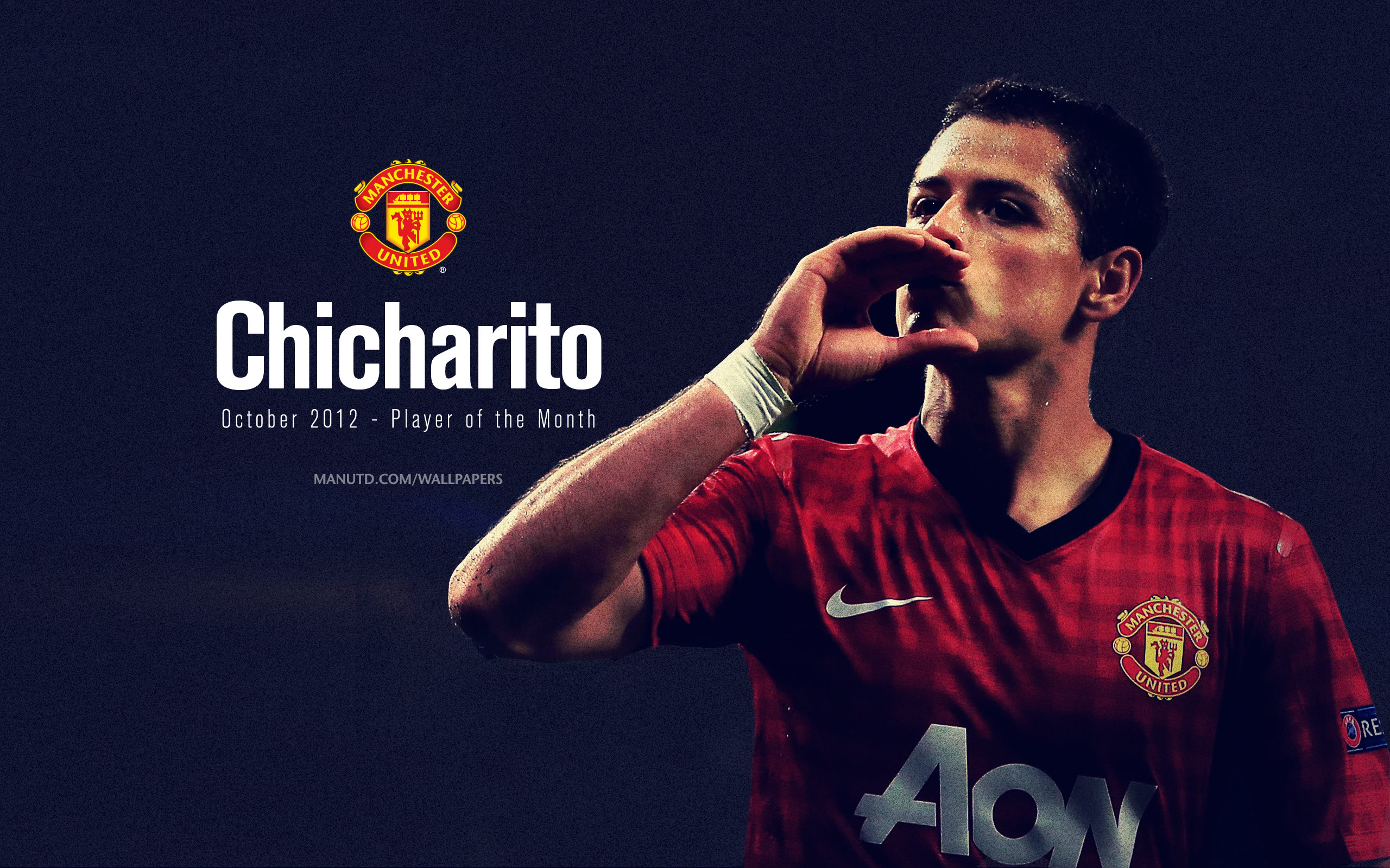 Manchester United Chicharito Wallpapers