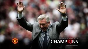 Manchester United Coach Hd Wallpaper