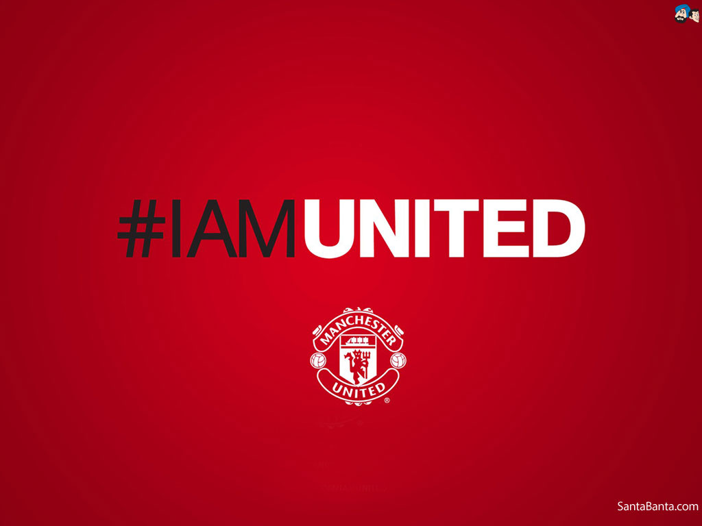 Manchester United Iam United Wallpaper