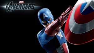 Marvel Production Captain America Wallpaper