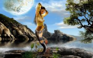 Mermaid Fantasy Wallpaper