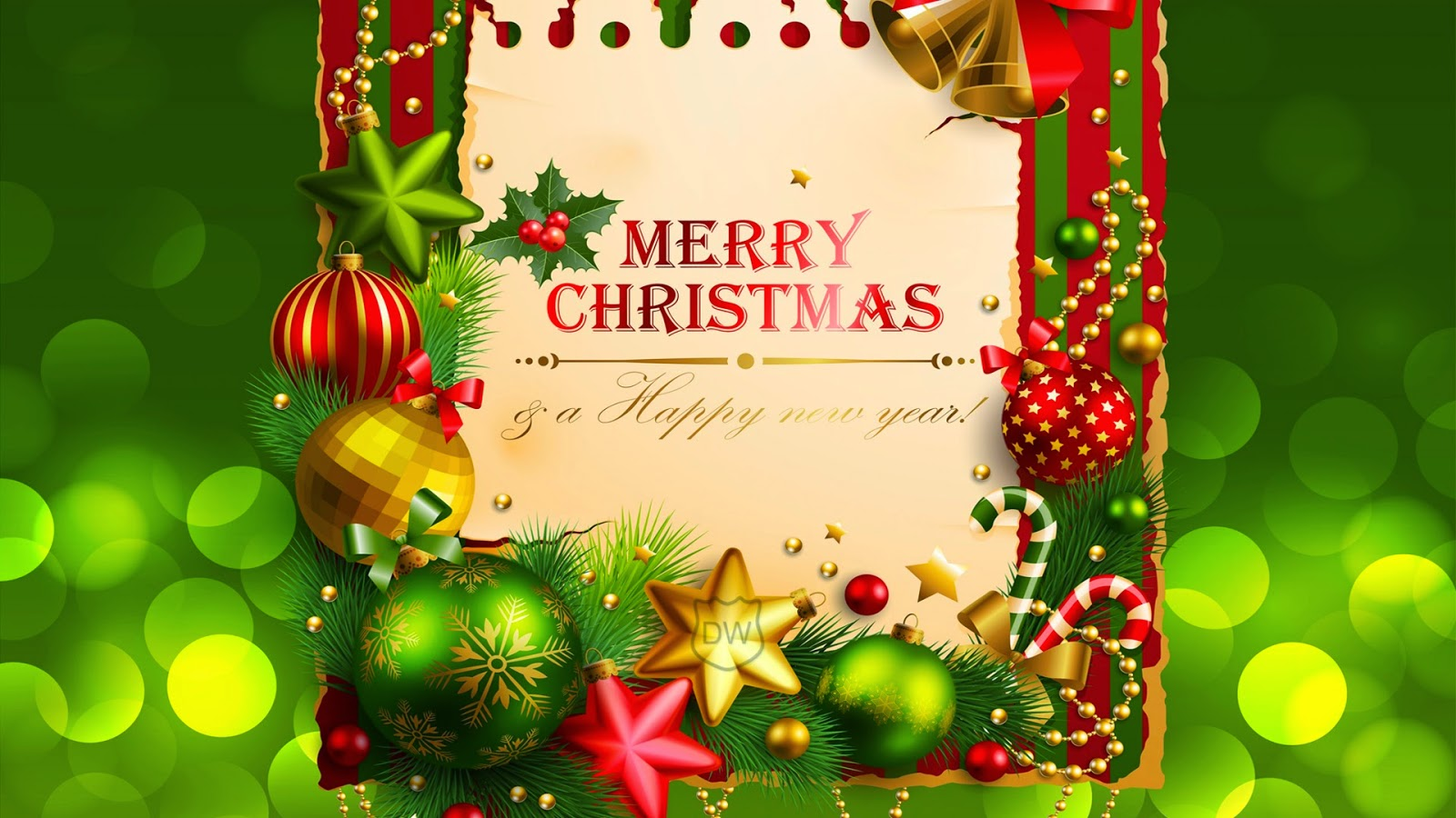 Merry Christmas Wallpaper 2015 HD