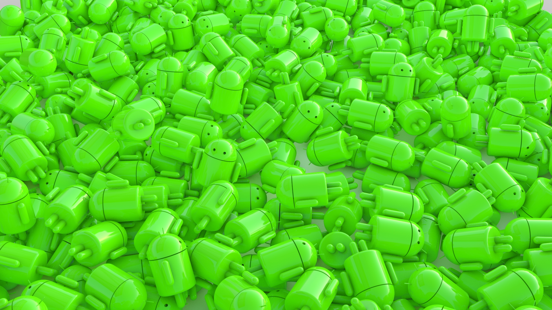 Miniature Android Hd Wallpaper