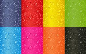Multi Color Wallpaper