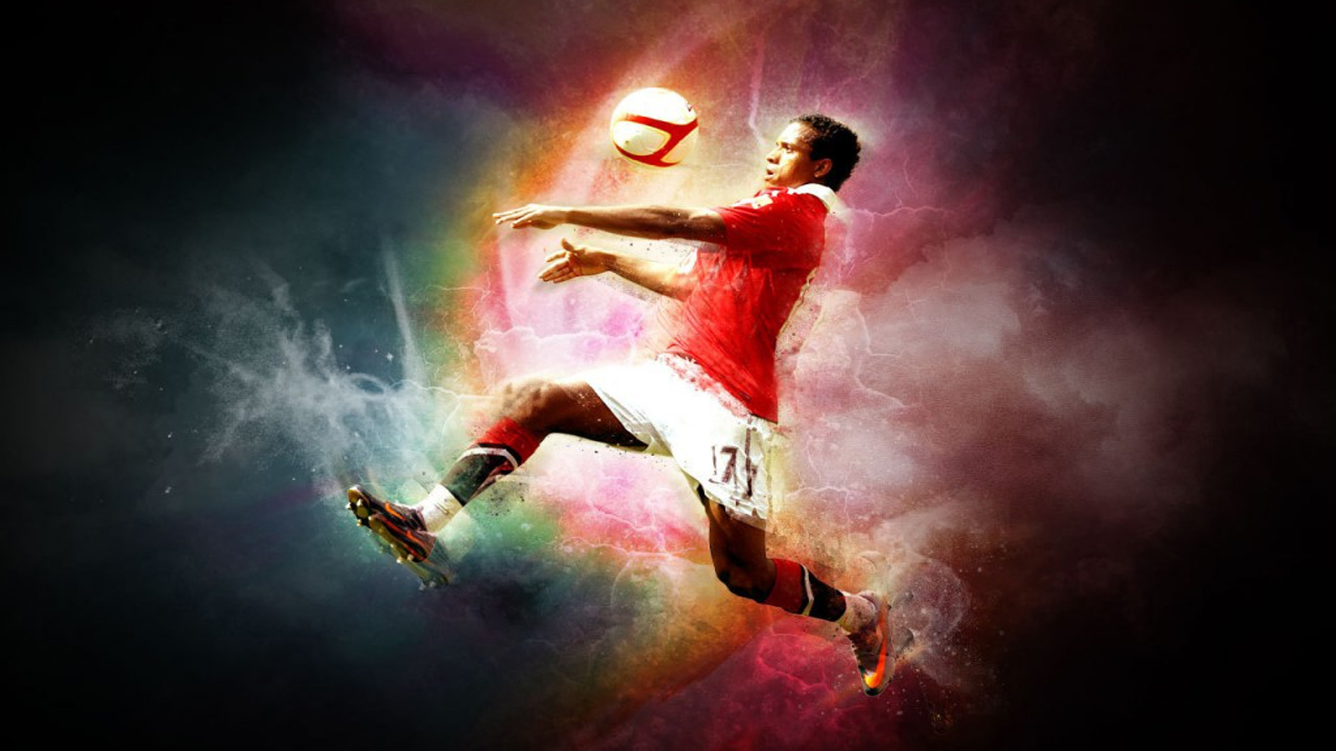 Nani Players Football Sports Wallpaper