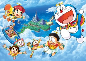 Nobita Doraemon Wallpaper HD