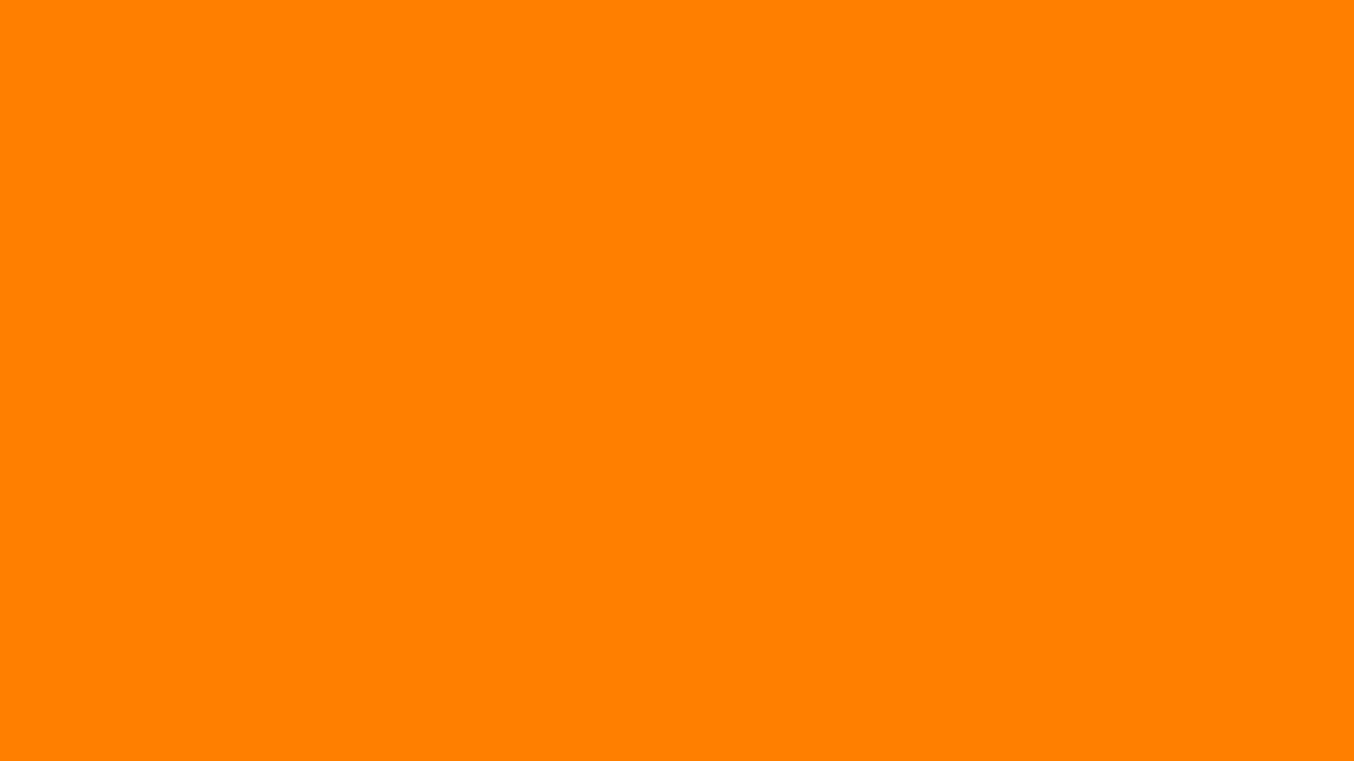 Orange Wallpaper Color