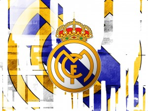 Real Madrid Abstract Hd Wallpaper