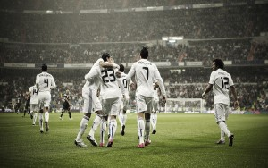 Real Madrid Club Wallpaper