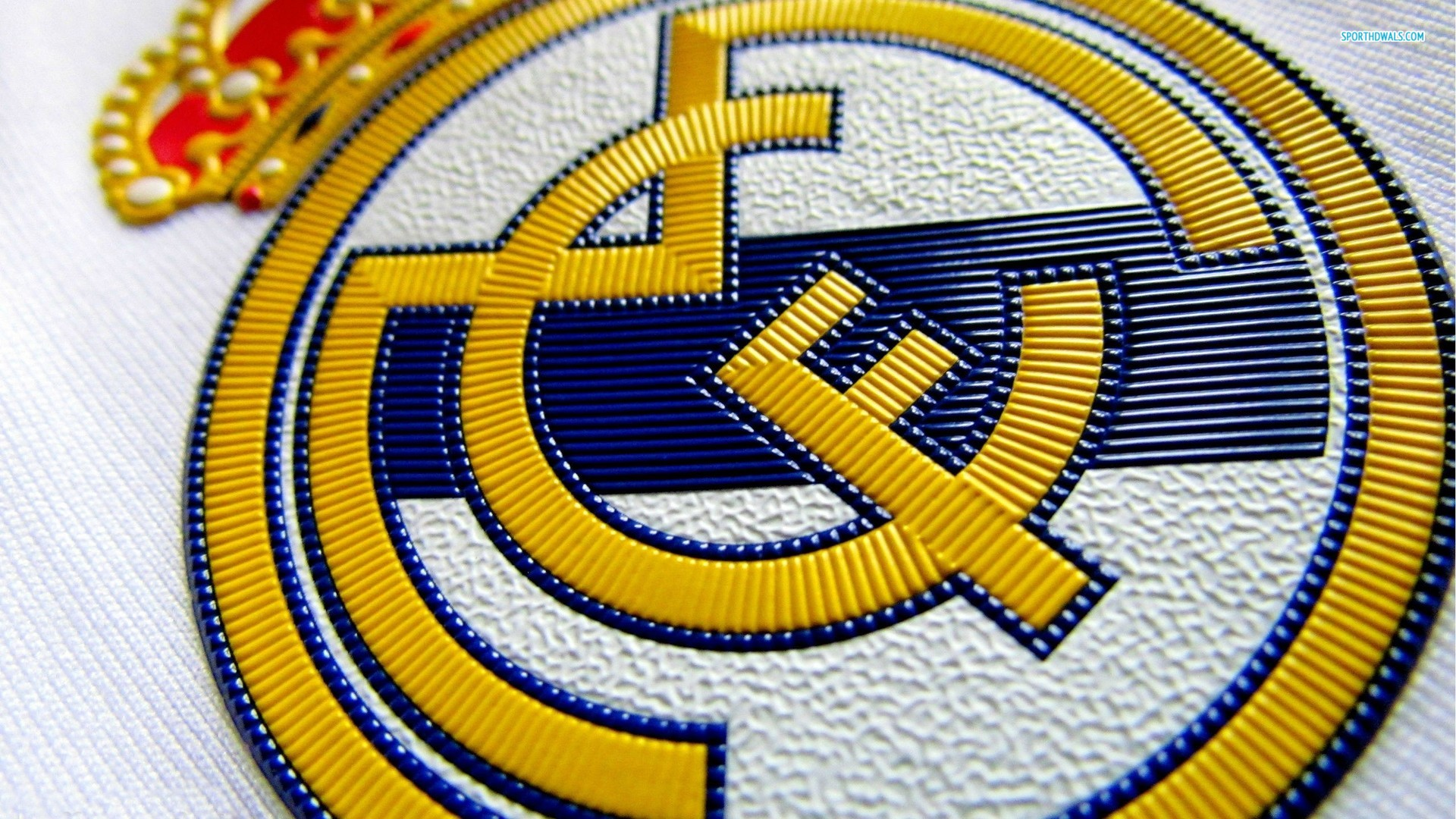 Real Madrid Fc Logo Wallpaper Hd 15298 Wallpaper