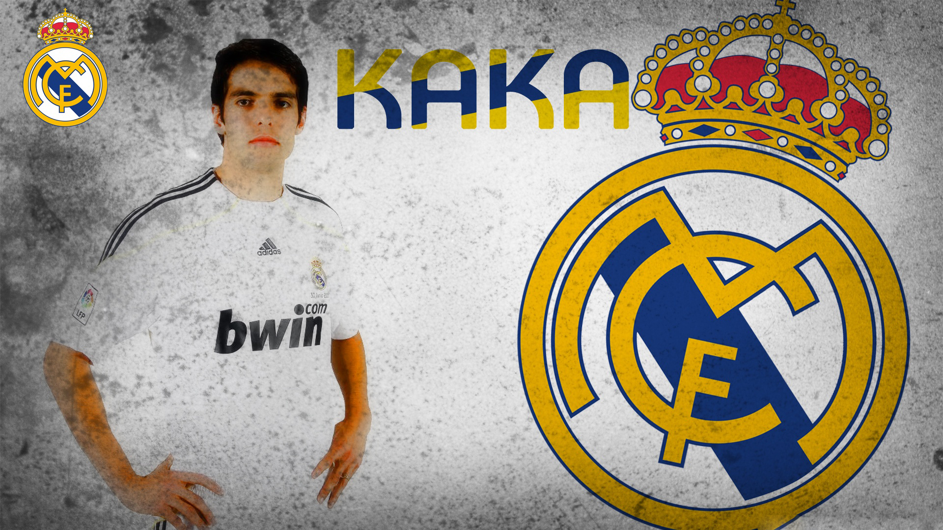Real Madrid Kaka Wallpaper