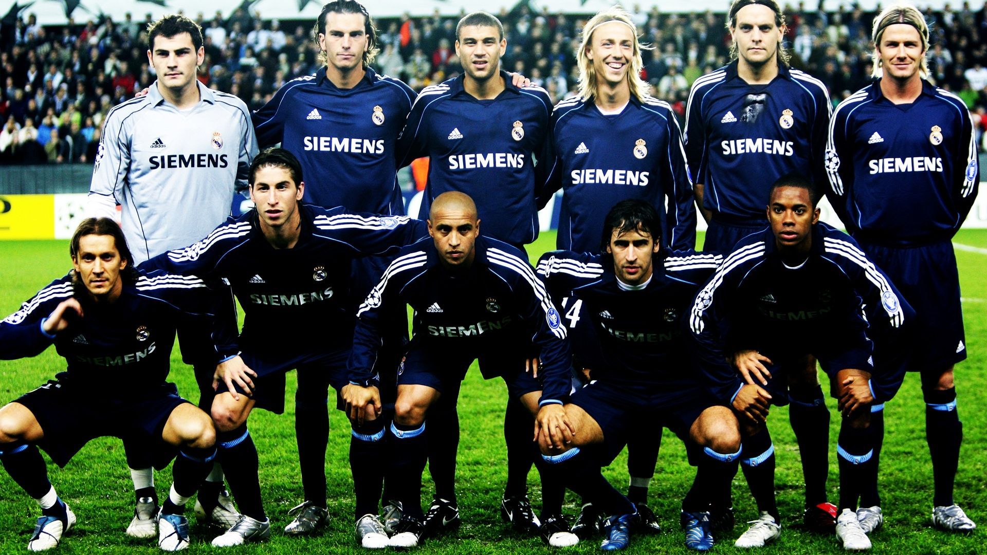 Real Madrid Siemens Hd Wallpaper