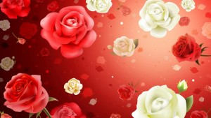 Roses Art Wallpaper