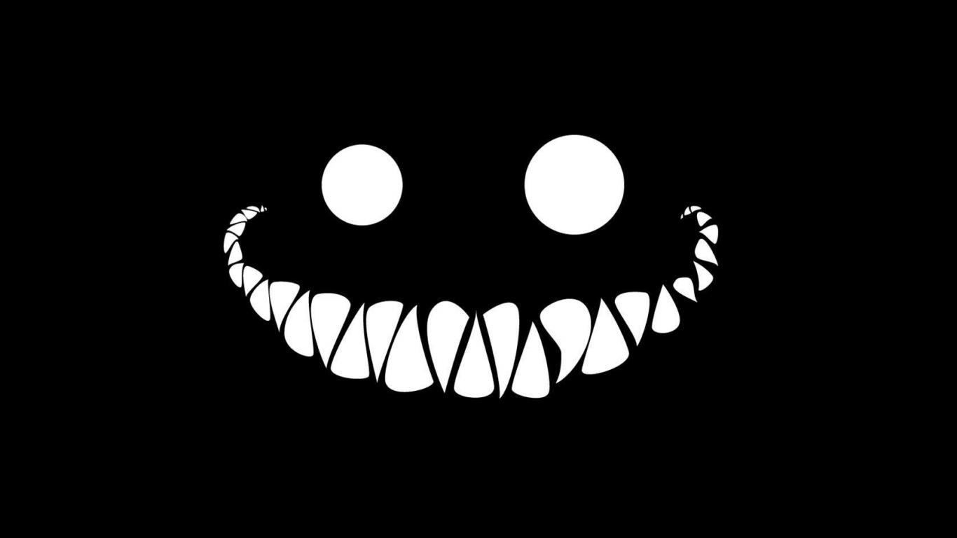 Smiley Funny Wallpaper