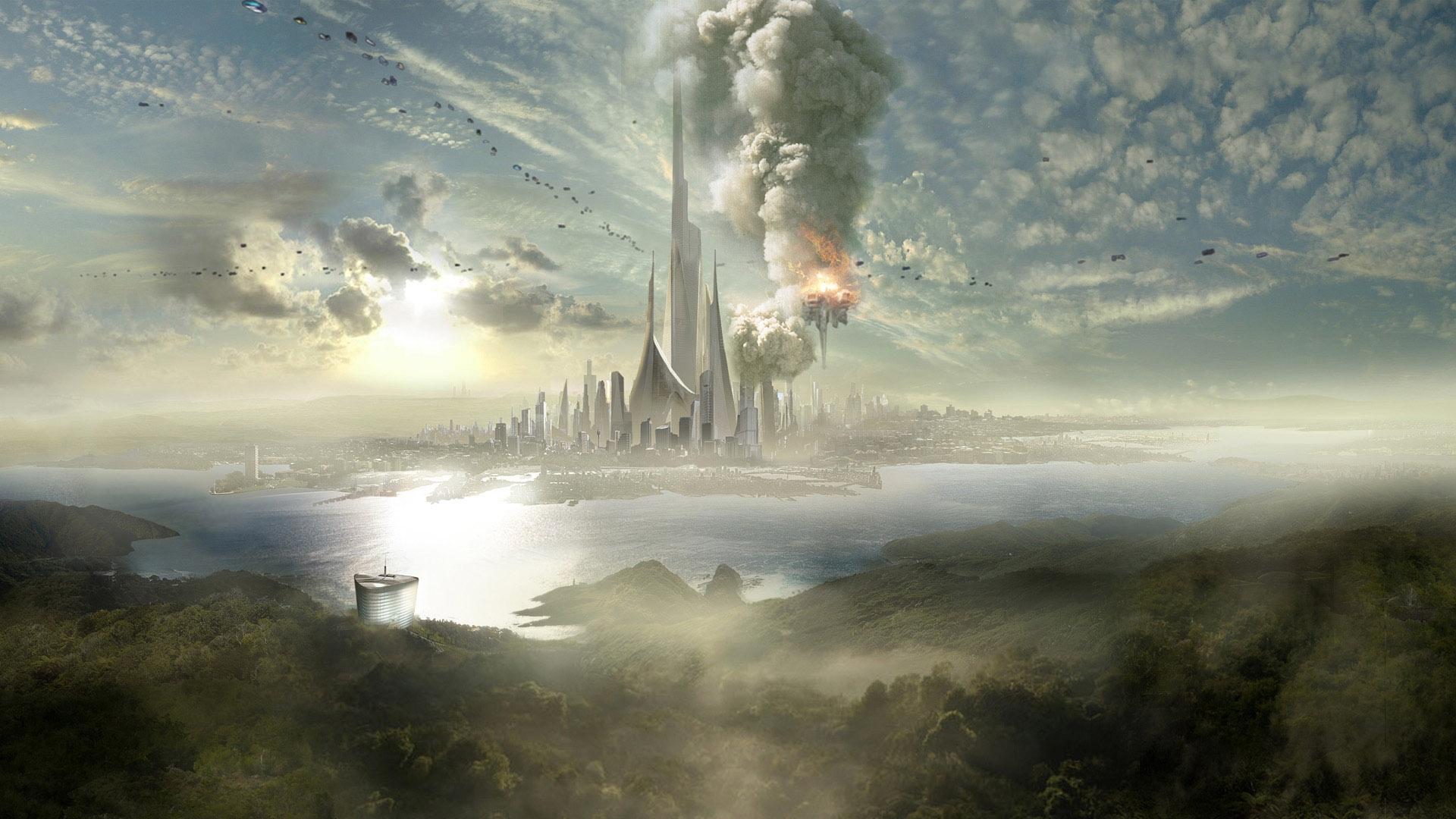 Space Fantasy Wallpaper