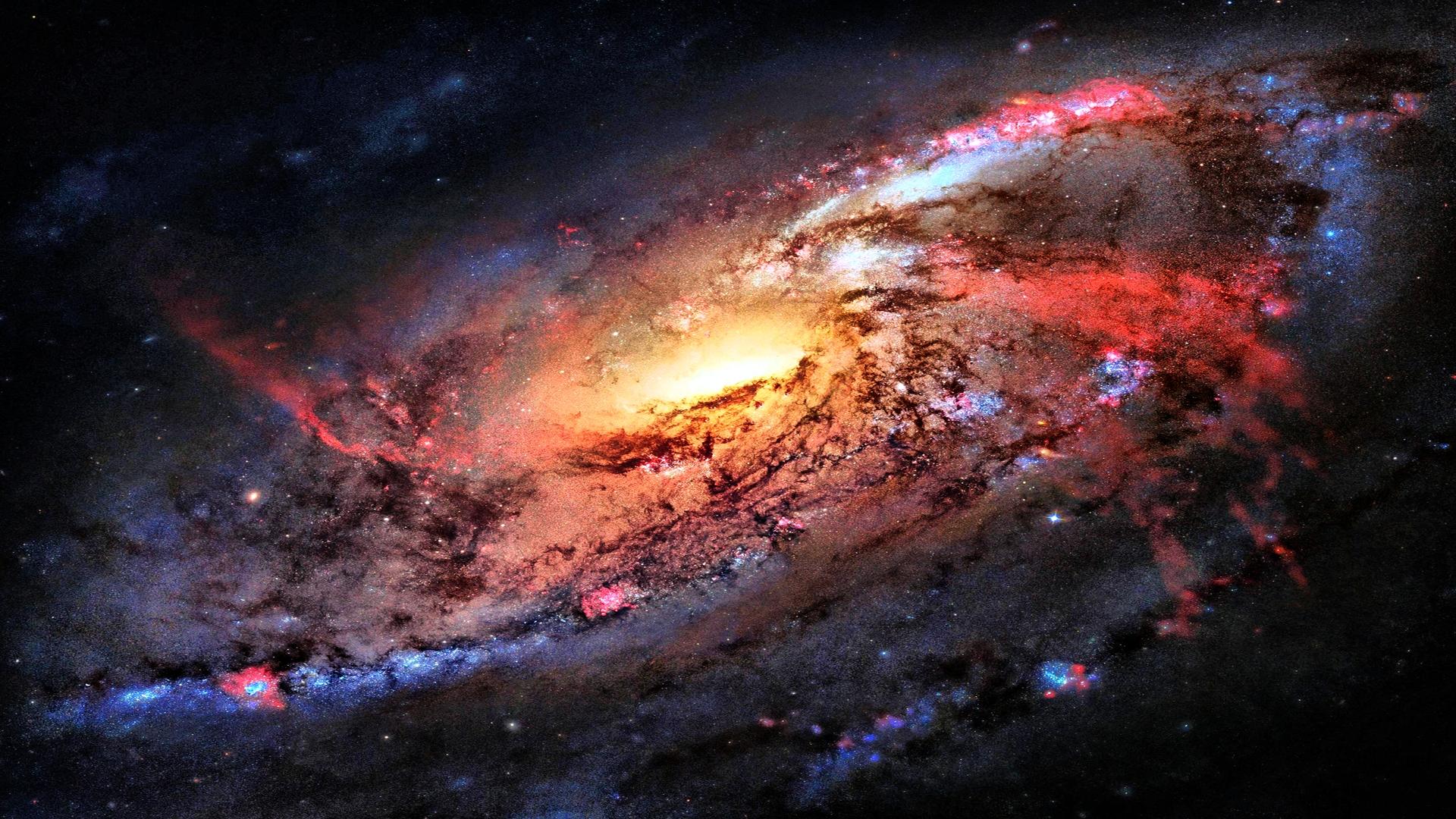 Space Sky Wallpaper HD