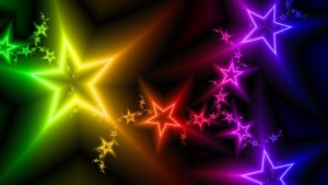 Stars Color Wallpaper