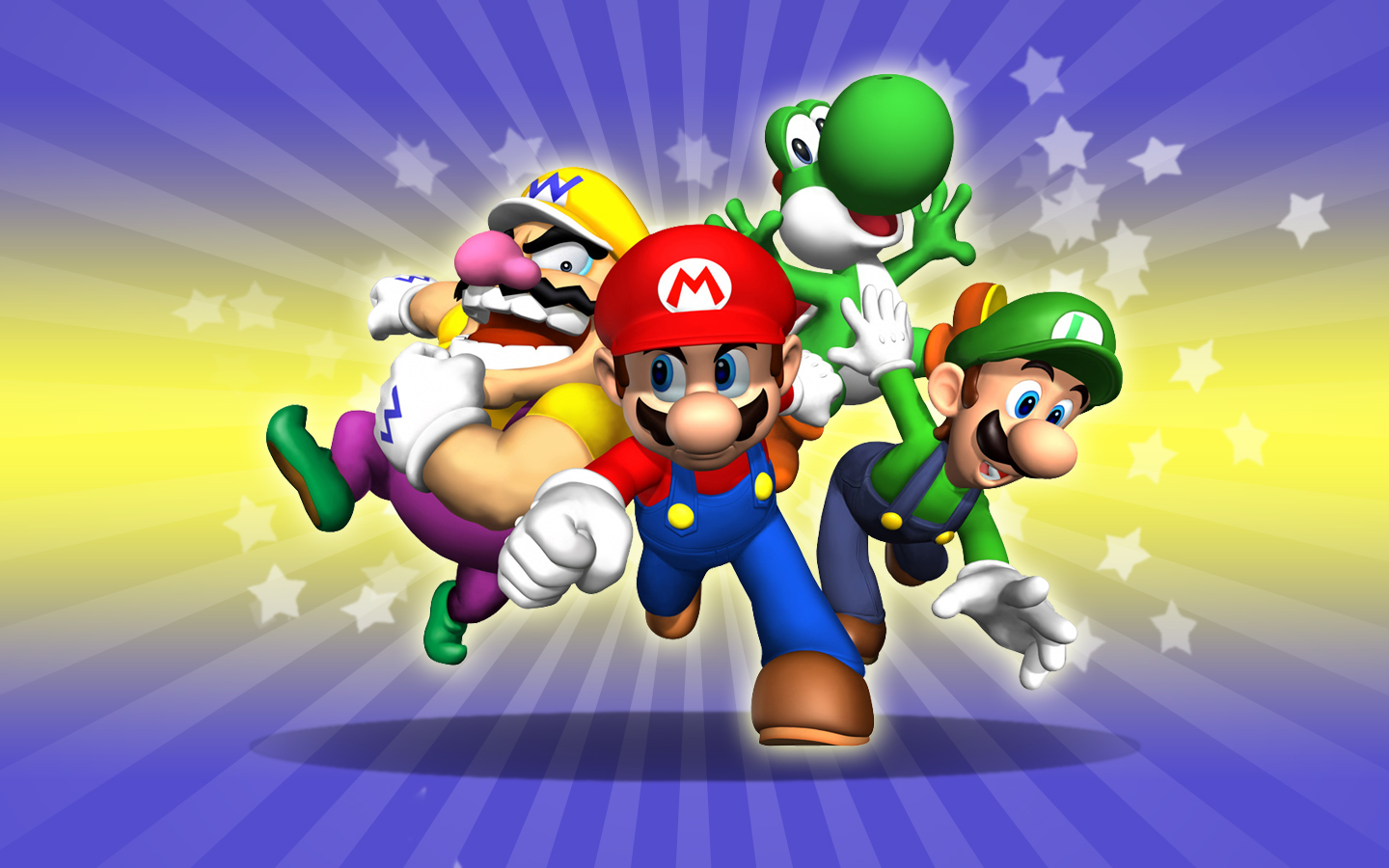 Super Mario Wallpaper High Definition