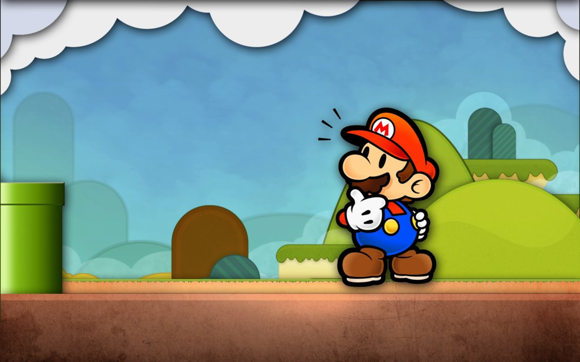 Super Mario Wallpaper High Resolution