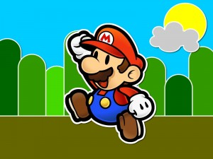 Super Mario Wallpaper Video Games