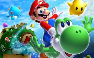 Super Mario Wallpaper Widescreen