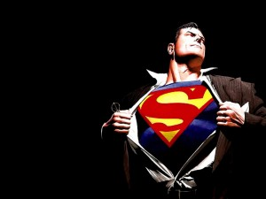Superman Hero Wallpaper PC
